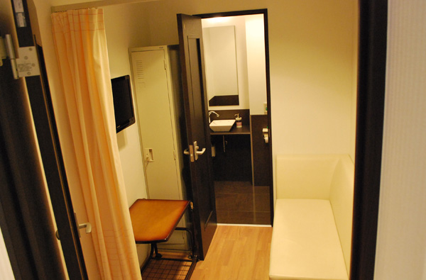 トイレ付き個室1